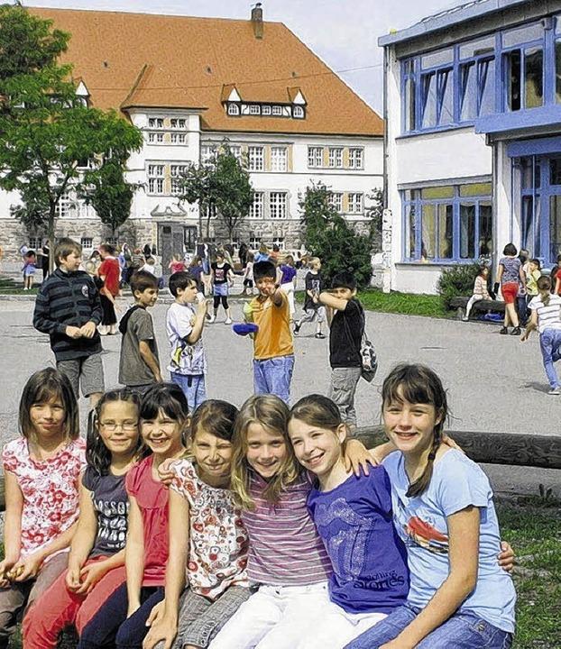 An der Bräunlinger Grundschule wird es...rnvotum keine Ganztagesschule geben.    | Foto: Dagobert Maier