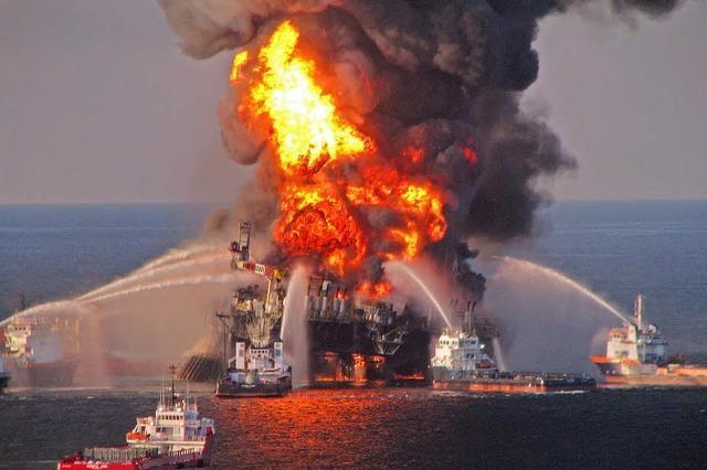 Das Erbe der Ölpest im Golf von Mexiko