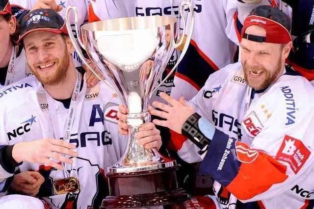 Eisbären Berlin zum fünften Mal deutscher Eishockey-Meister
