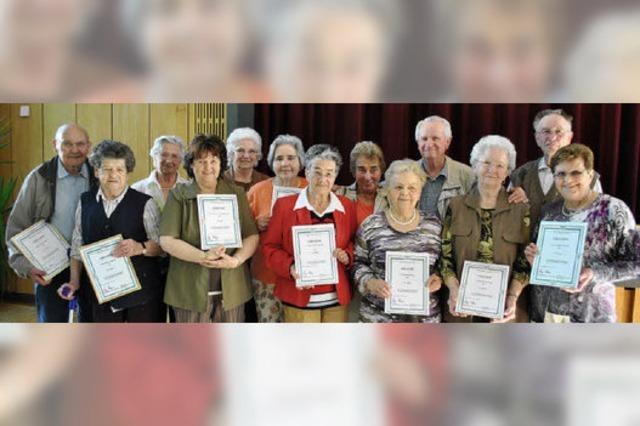 Rentner suchen Nachwuchs