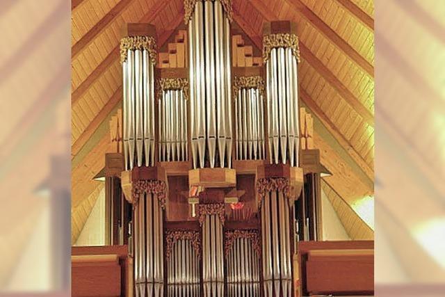 Festliche Klänge in St. Gallus