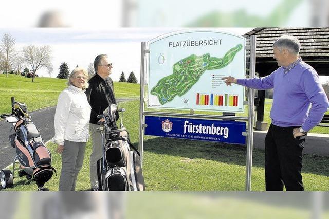 Golf soll Baaremer Volkssport werden