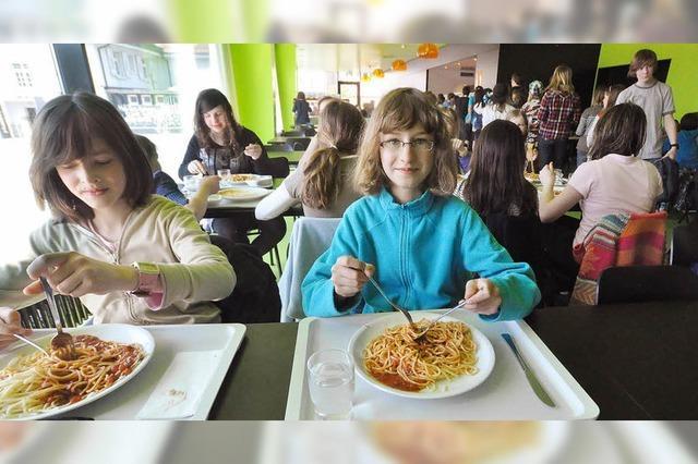 Neuer Appetit auf das Mensa-Essen