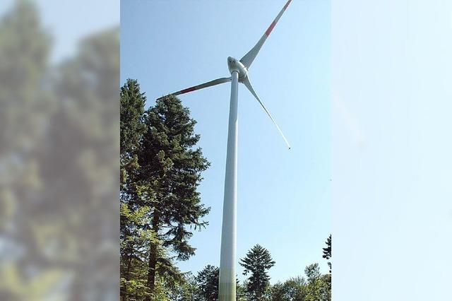 Windatlas: Zu wenig Wind für Standort Gresgen