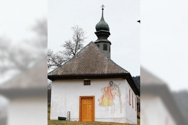 Einen Beitrag zur Sanierung der Kapelle