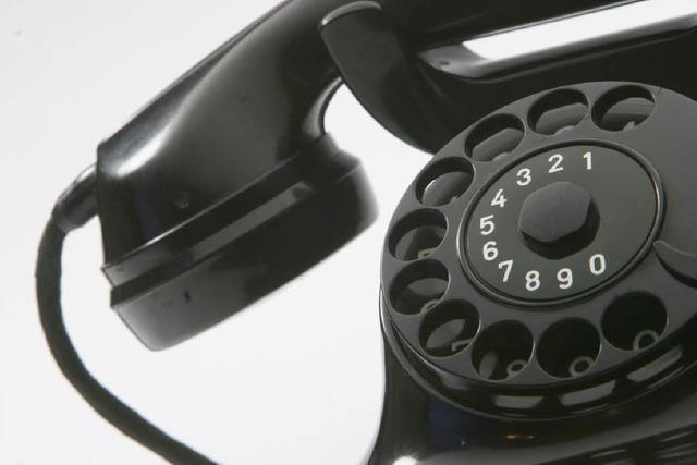 Anklage gegen sieben Telefon-Abzocker