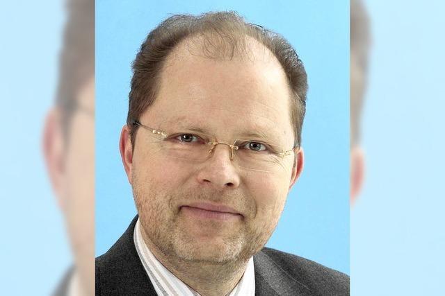 """Christian Lange: """"Mit Prognosen bescheiden umgehen"""""""