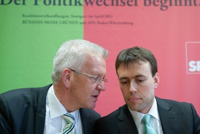 Grün-Rot lässt das Volk über Stuttgart 21 abstimmen