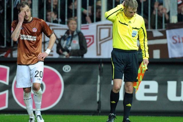 Platzsperre kostet St. Pauli eine halbe Million