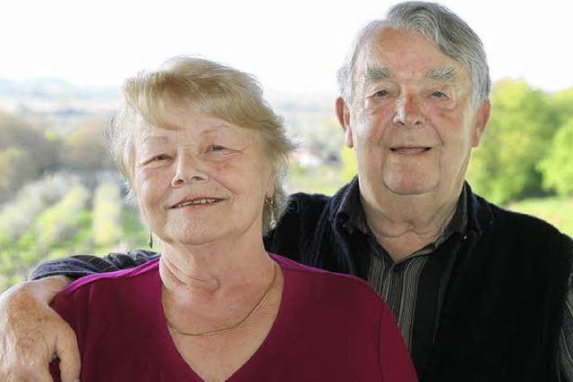 50 Jahrzehnte gemeinsam durchs Leben