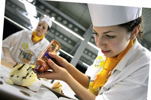 In Küche und Restaurant herrscht der Mangel