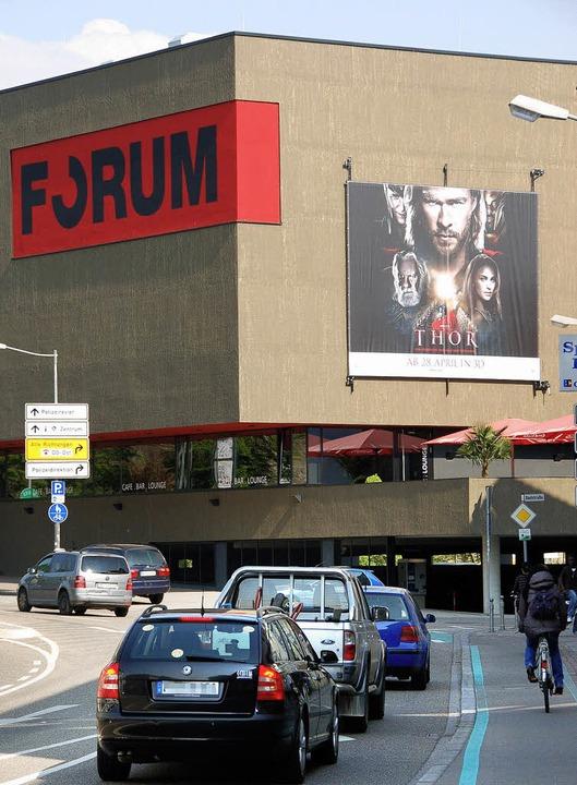 Kinoprogramm Offenburg Forum