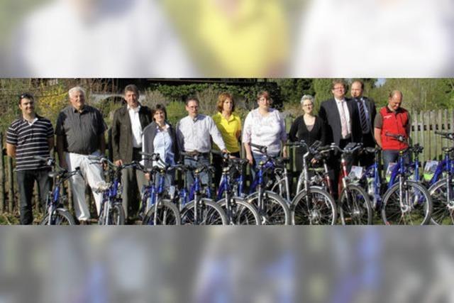 Beim E-Bike kooperieren die Kommunen