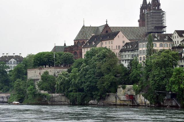 Neuer Anlauf für einen Fußweg am Rhein