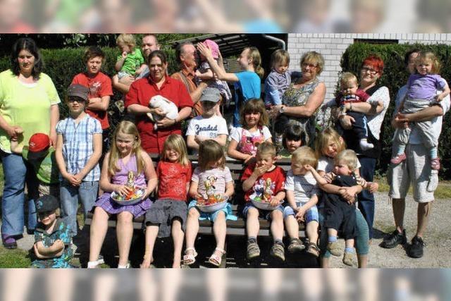 Osternester für die Kleinen
