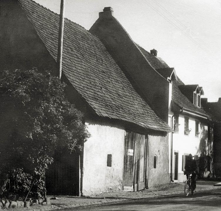 Wiedersehen. Markgrafenstraße 20, Freiburg-Haslach  | Foto: Stadtarchiv Freiburg