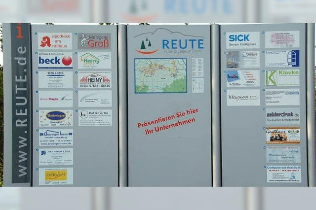 2012 wieder Gewerbeschau in Reute