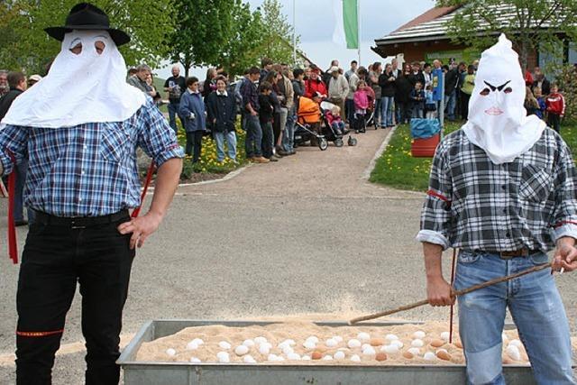 Kein Rumgeeiere an Ostern