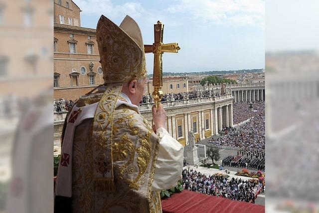 Der Papst ruft zur Waffenruhe in Libyen auf