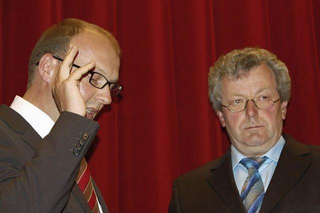 Kein 15-Stunden-Bürgermeister: Moosmanns Widerspruch zurückgewiesen