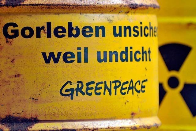 Grün-Rot für bundesweite Atom-Endlager-Suche
