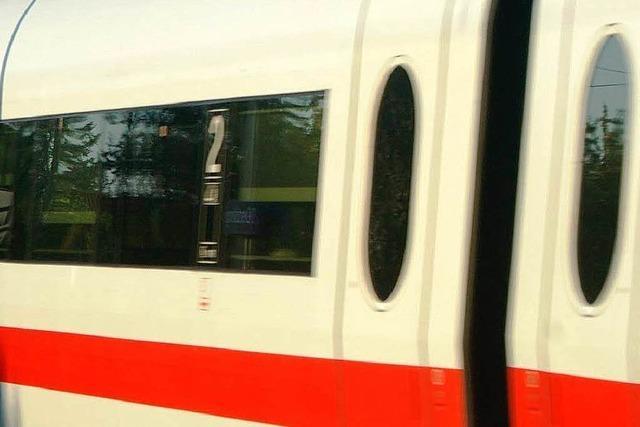 Betonplatte auf dem Gleis: Wer waren die Täter?