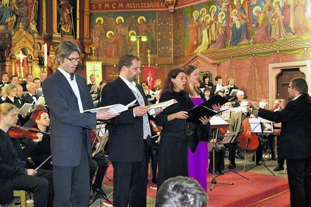 Musikalischer Glanzpunkt zum Osterfest