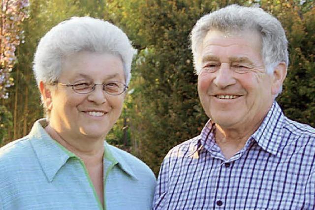 Ein im Dorfleben verwurzeltes Paar