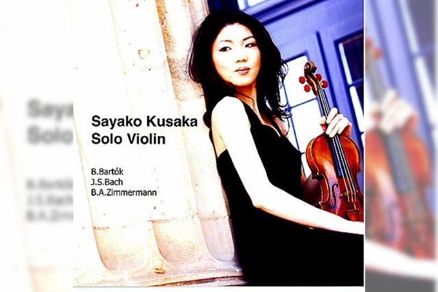 CD: KLASSIK: Sensible Solovioline