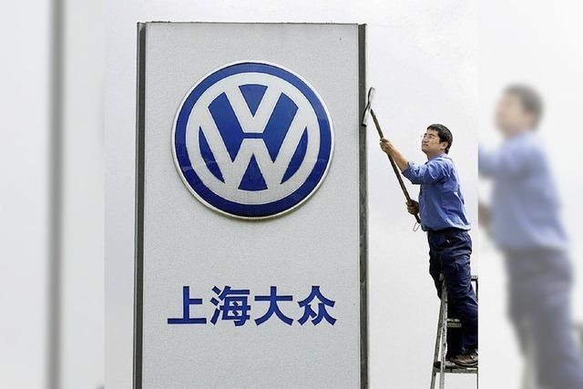 Ausland entscheidet über die deutschen Autobauer
