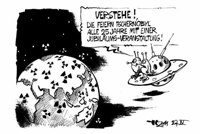 1986: Tschernobyl, 2011: Fukushima, 2036:???