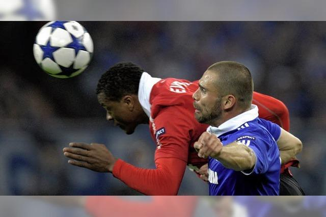 Manchester eine Nummer zu groß für Schalke