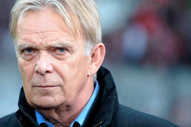 Volker Finke kehrt auf die Trainerbank zurück