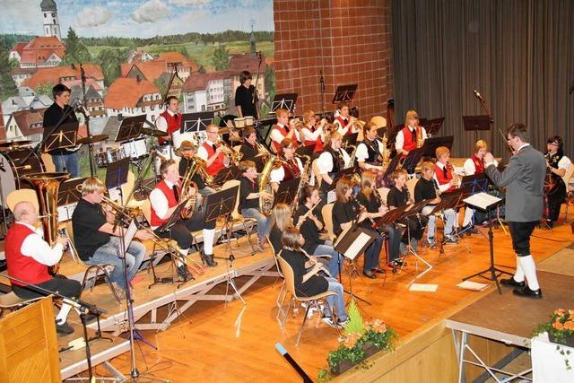 Dirigent fordert die Jugend