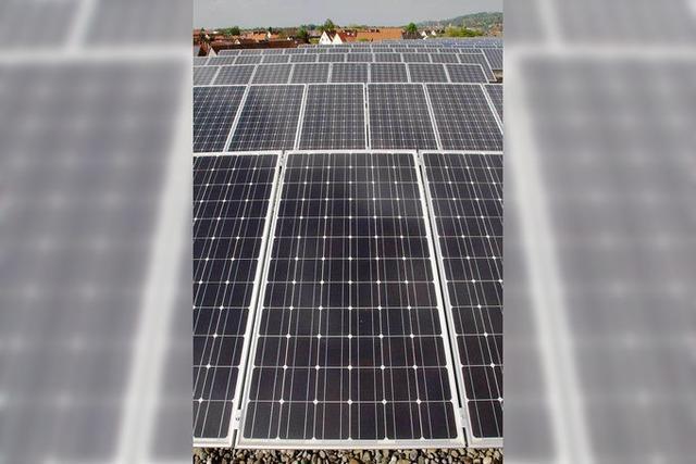 Noch mehr Solarstrom vom Schuldach