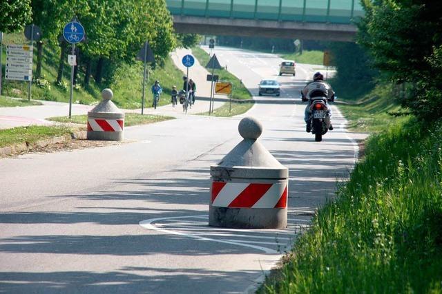 Verkehrsberuhigung sorgt für Ärger in Bad Krozingen
