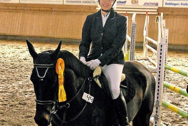 Erfolgreicher Reitertag in Bahlingen