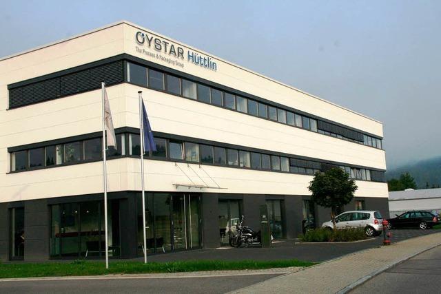Bosch kauft die Firma Oystar Hüttlin