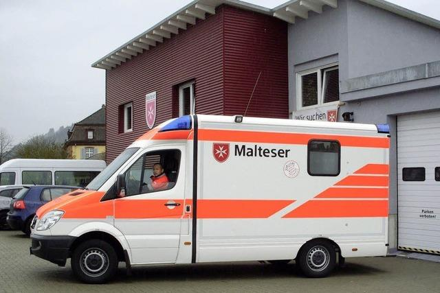 Neuer Rettungswagen im Einsatz