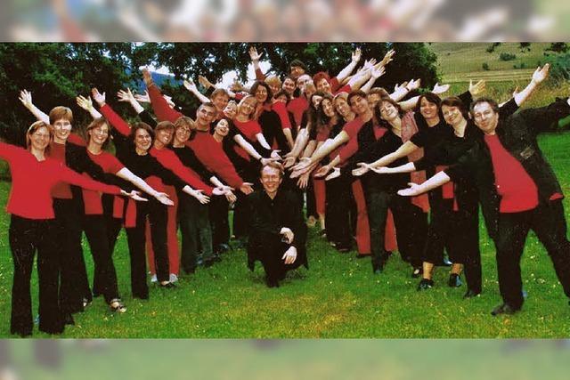 Gospelchor St. Josef sucht Sänger fürs Projekt