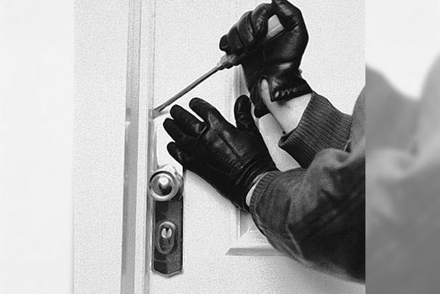 Einbrecher haben es auf Arztpraxen abgesehen