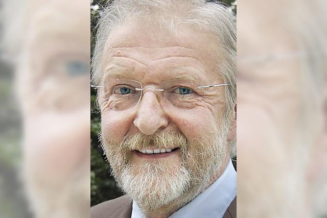 Rainer Stickelberger wird Minister