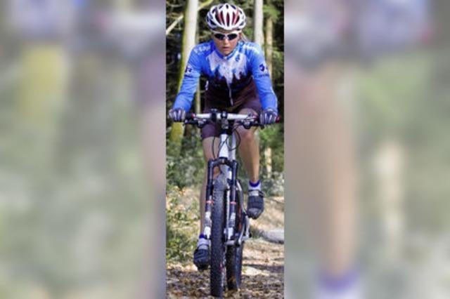 Mountainbiken mit langem Atem