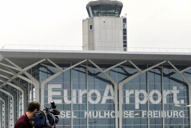 Leiter des Kontrollturms am Euro-Airport erstochen