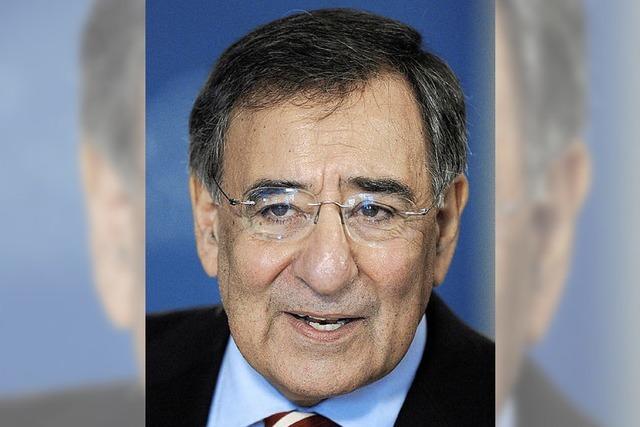 Leon Panetta: Statt in Rente ins Pentagon