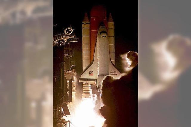 Am Freitag startet das vorletzte US-Space-Shuttle ins All