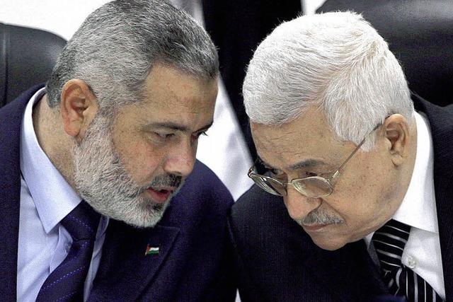 Fatah und Hamas sind einig