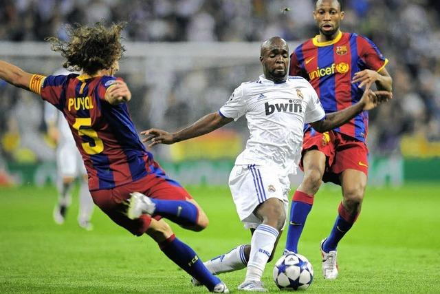 Barcelona gewinnt in Madrid mit 2:0