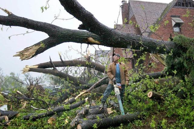 Dutzende Menschen sterben bei Todes-Tornados in USA
