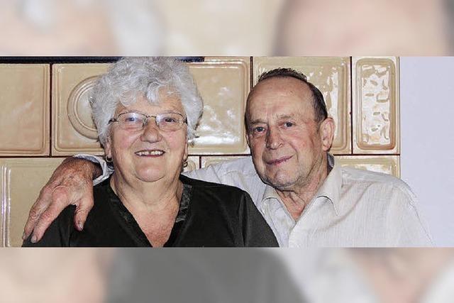 Vor 50 Jahren läuteten die Hochzeitsglocken